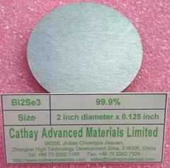 Bismuth Selenide Bi2Se3 target