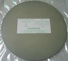 Lead zirconate titanate PZT target