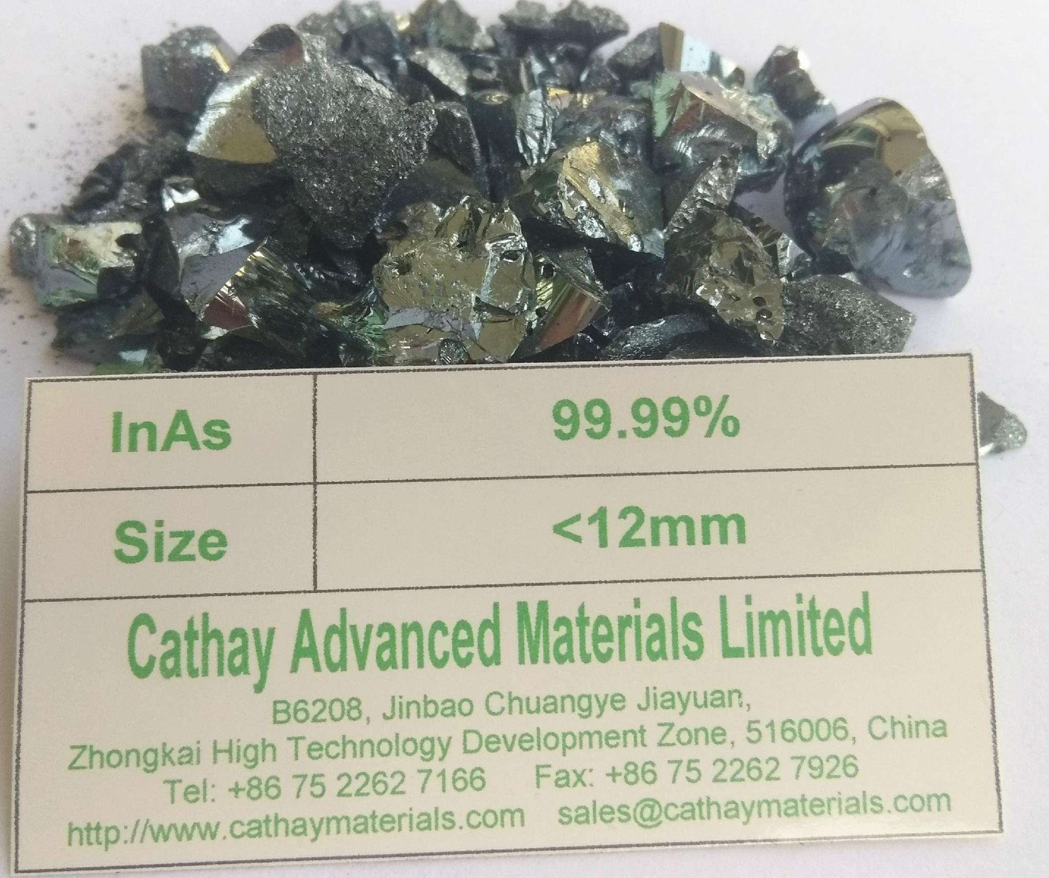 Indium Arsenide InAs granules