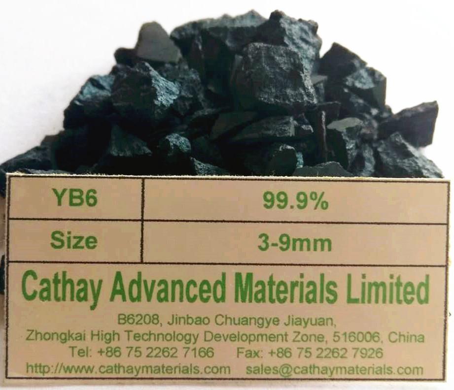 Yttrium Hexaboride YB6 granule