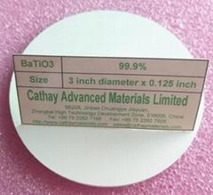 Barium Titanate BaTiO3 target
