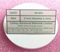 Germanium Oxide GeO2 target