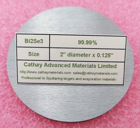 Bismuth Selenide Bi2Se3 target 1