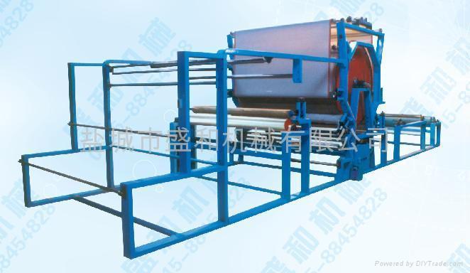 Glue net-belt ytpe compound machine 1