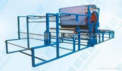 Glue net-belt ytpe compound machine