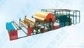 transfer point powder compound machine