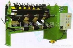 Emery cloth (paper) Slitting Machine