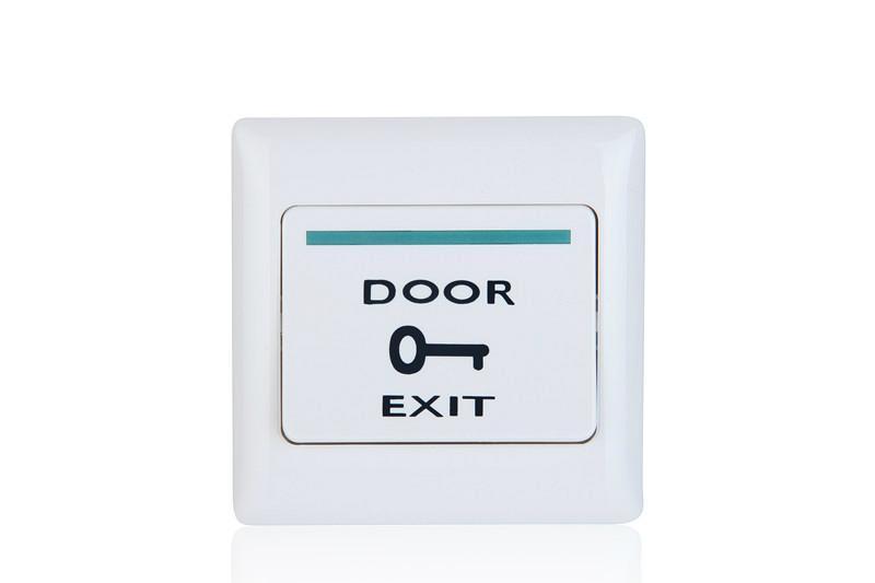 Plastic Exit push button 1