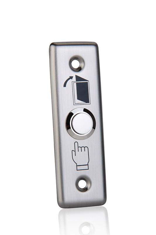 Stainless steel Exit push button 1
