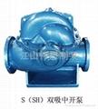 S型、Sh型雙吸離心泵