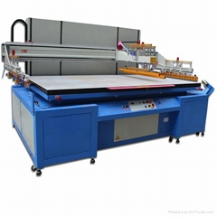 low cost large glass printing machine for single color