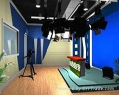 演播室燈光具