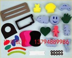彩色EVA卡通字母玩具