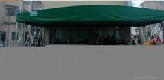 蘇州推拉雨篷