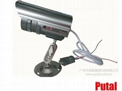 供应PTC03 防水红外夜视串口摄像机