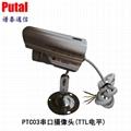 供应PTC03-30 防水红外夜视串口摄像机 3