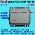 GPRS无线通讯模块PTW72
