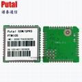 供应 PTM105 GSM模块 GPRS模块 远程数据传输 远程控制 2