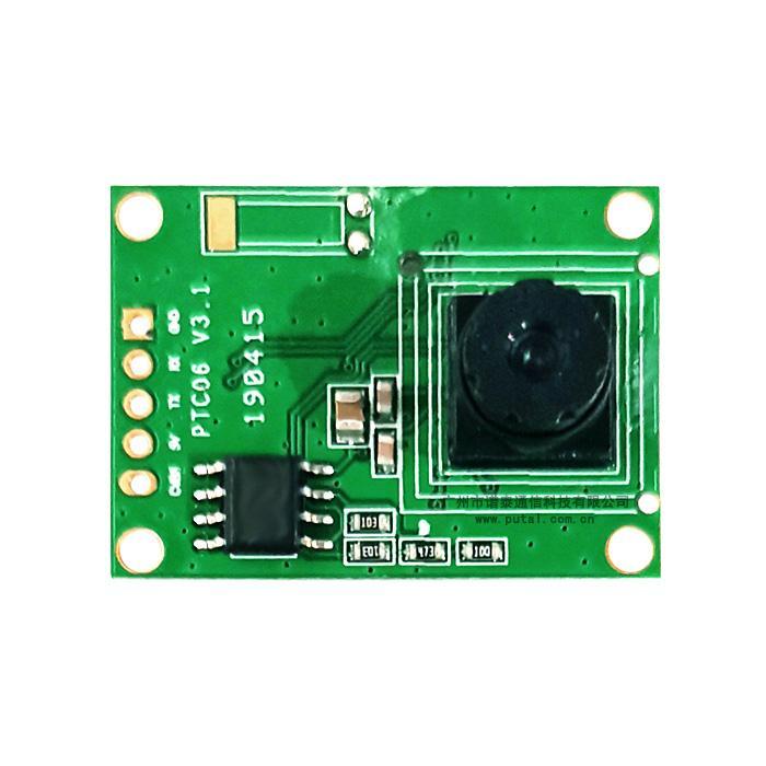 PTC06 串口摄像头模块  5
