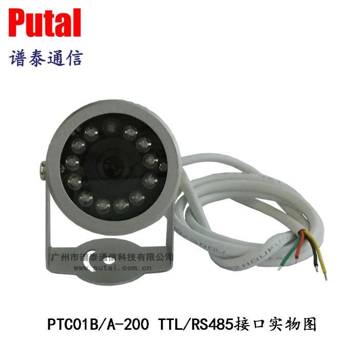 PTC01-200串口摄像机  3