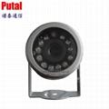 PTC01-200串口摄像机 监控串口摄像头 485接口串口摄像头 车载摄像头 4