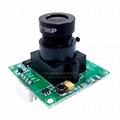 PTC1M3 130万高清串口摄像头模块 厂家直销 技术支持 参考例程 5