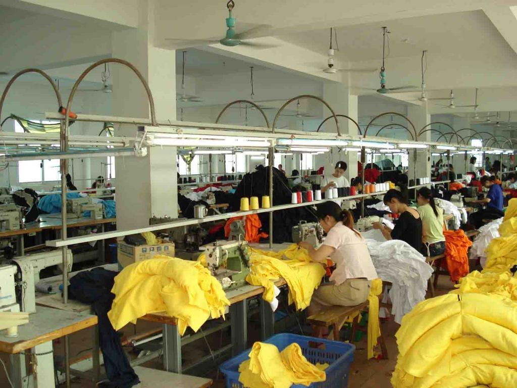 Jiangxi knitwear garments factory t shirt polo kids for E house manufacturers usa