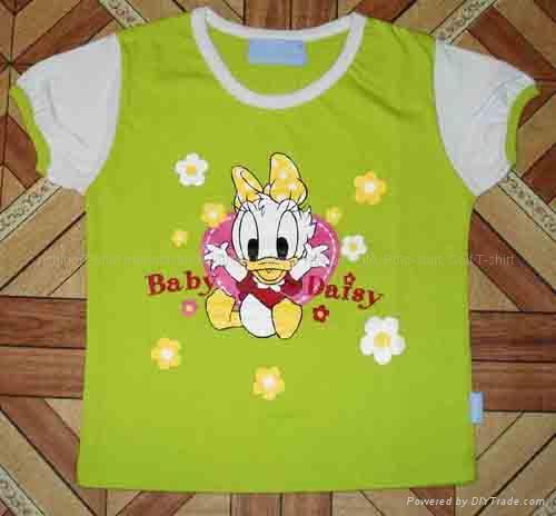 女童T恤 1