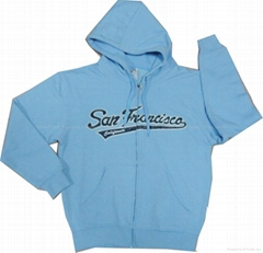 Fleece Hoody Sweater