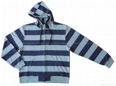 Hoody Fleece Sweater