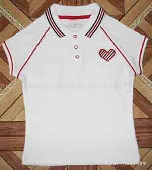 女式短袖T恤 1