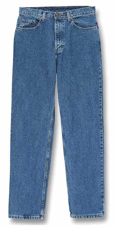 全棉牛仔裤 1