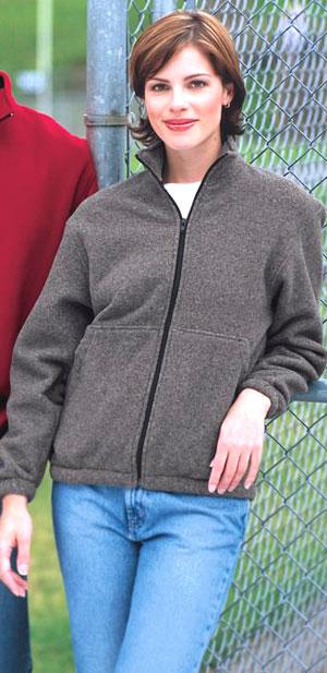 Ladies Fleece Sweater 1