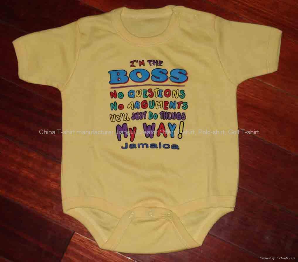 Infant Layette Wears 1