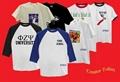 100% Cotton Baseball T-shirt