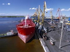 供应俄罗斯印度尼西亚电煤6300(GCV)