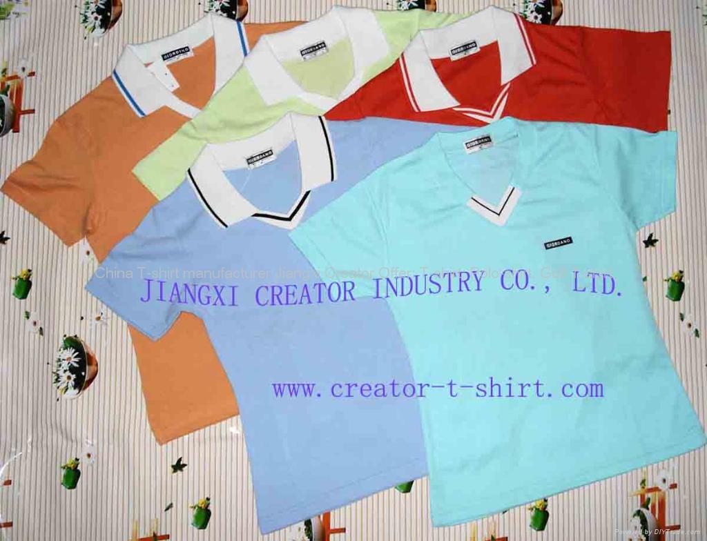 女装针织T恤 1