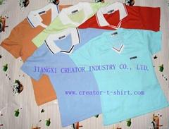 女装针织T恤