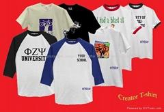 广告衫、文化衫、T恤衫