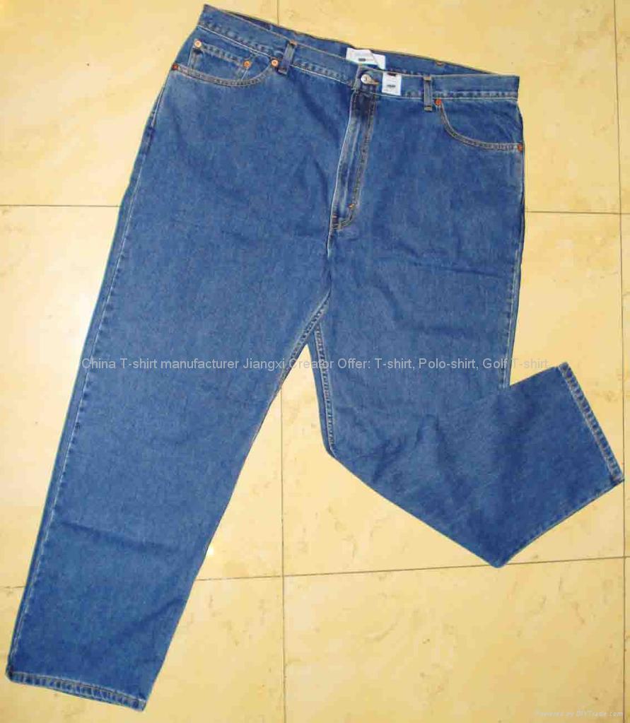 Hot Plus Size Jeans