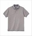 Pique polo-shirt