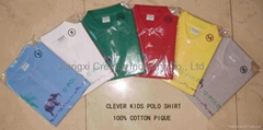 Clever Kids Polo Shirt