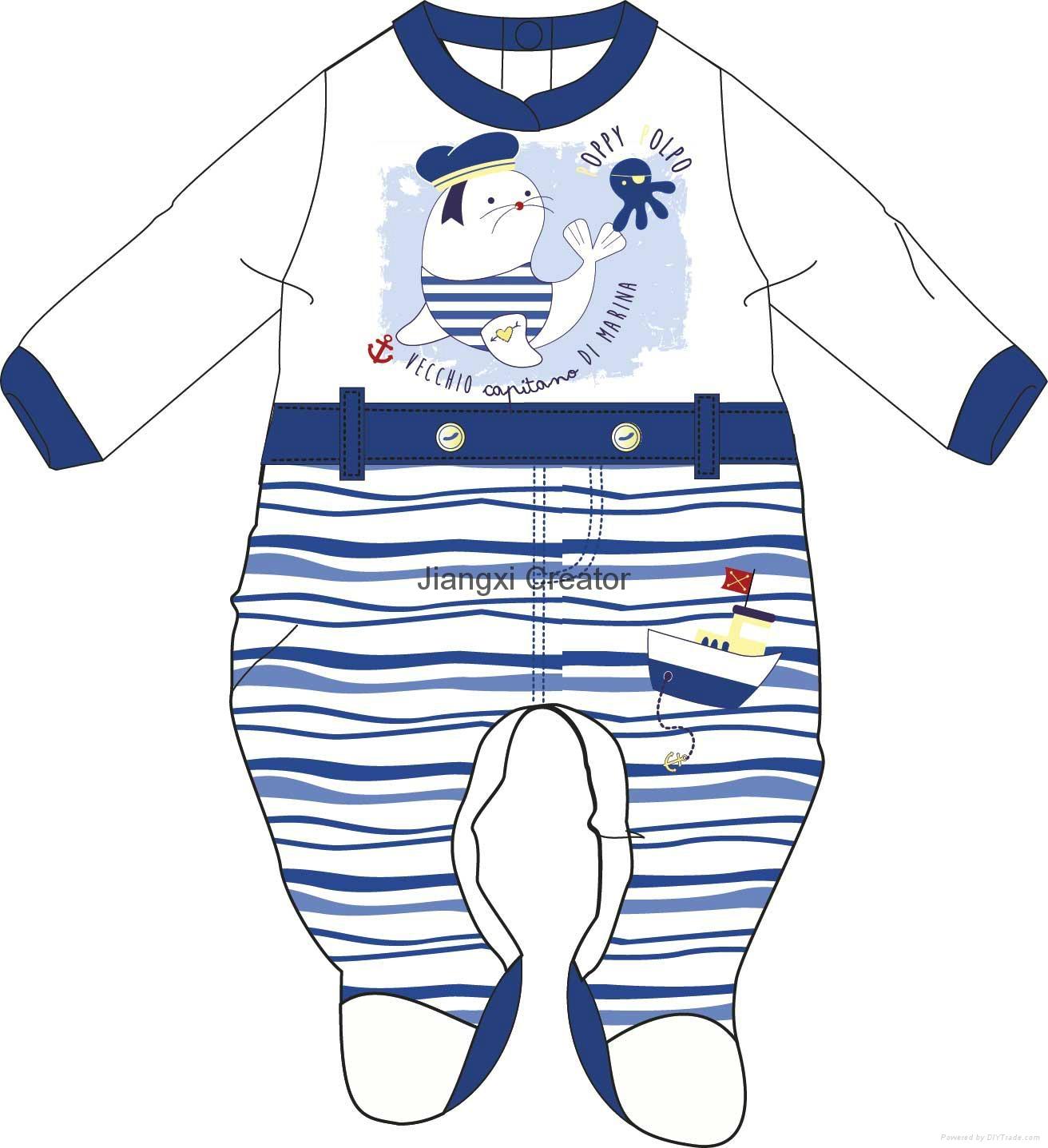 Baby Romper 1