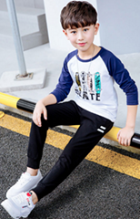 童装 运动套装 运动鞋