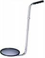 Handheld under vehicle Inspection Mirror
