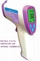 Portable digital temprature gun Infrared Thermometer