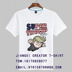 总统竞选T恤