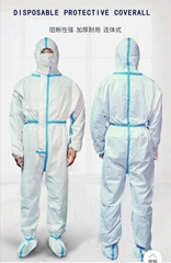 Disposable Coverall hospital Protection Clothing