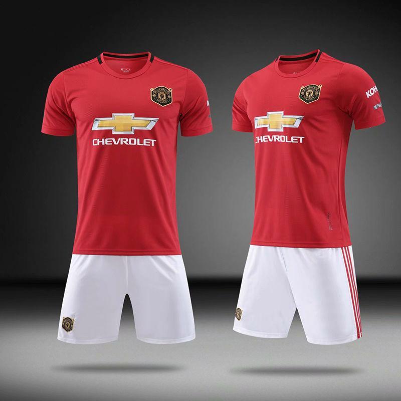 足球運動服 4