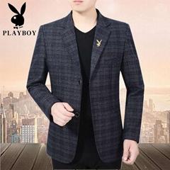 男式西装夹克